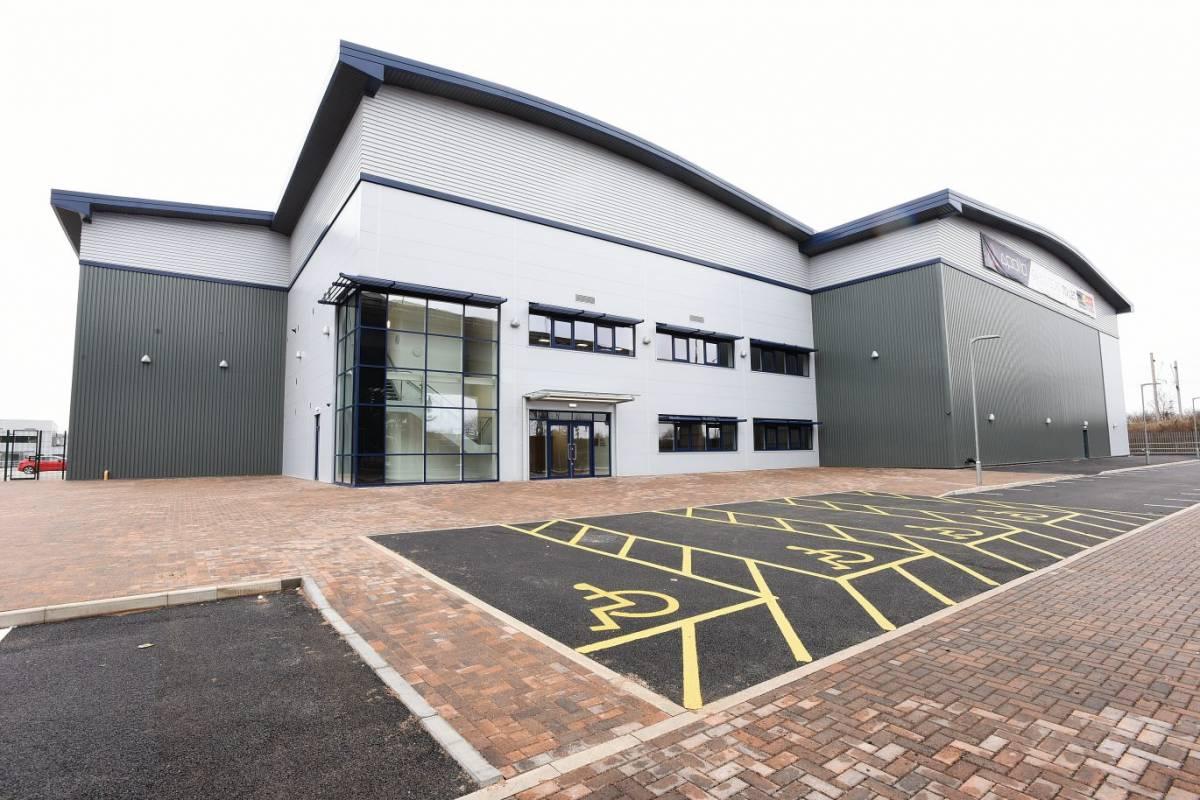 Advanced Manufacturing Hub