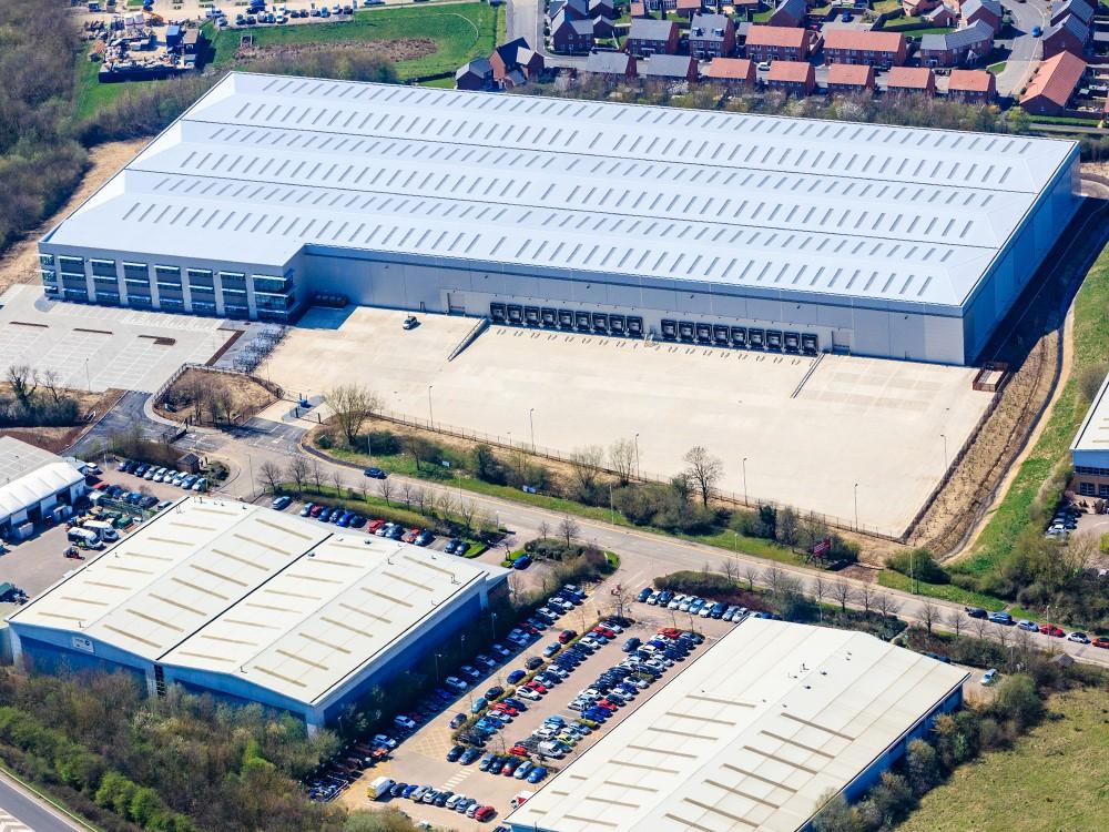 Warehouse / Industrial Unit, Zorro