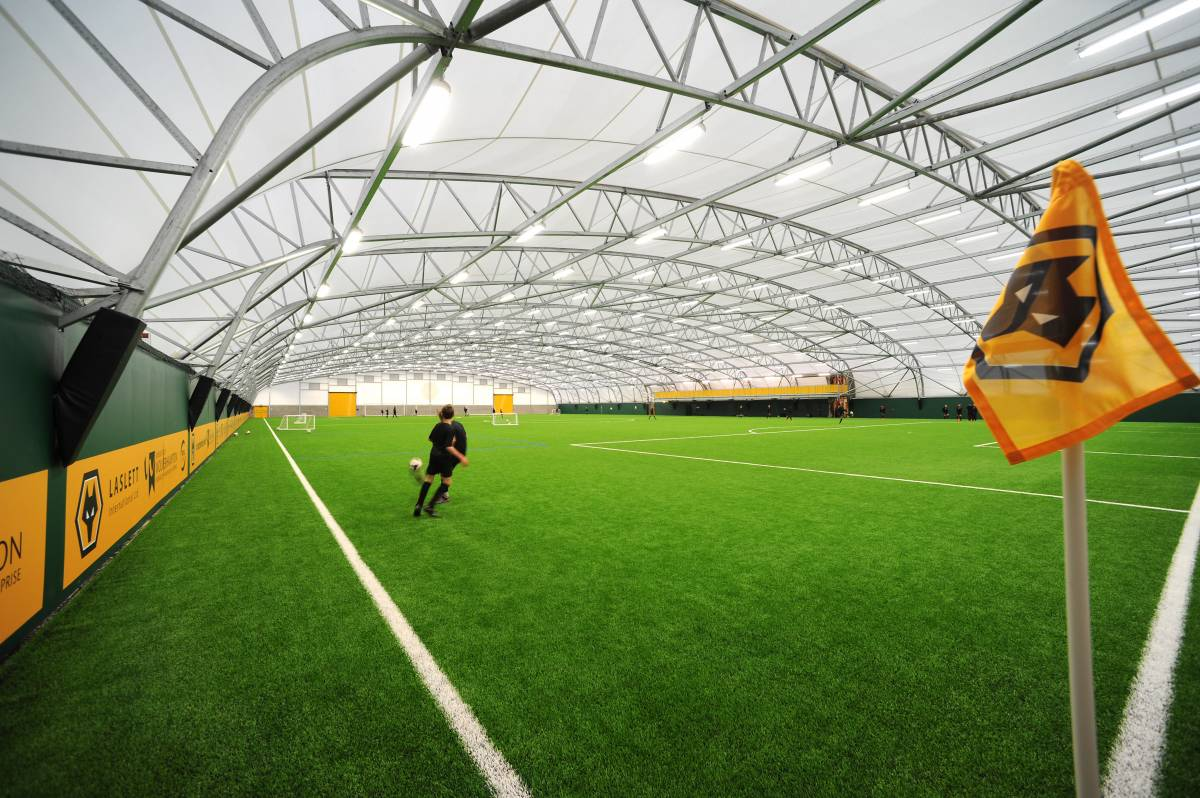 Training Academy for Wolverhampton Wanderers FC