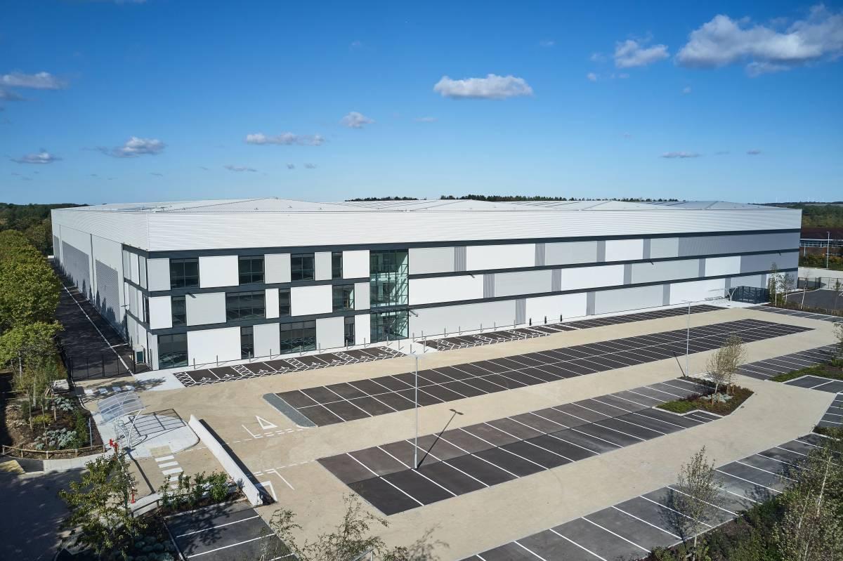 Distribution / Warehouse Unit, Yeomans Drive
