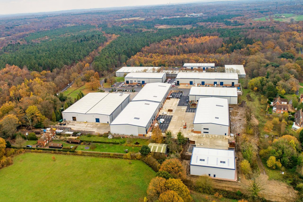 Units 9 to 15B, Henley Business Park