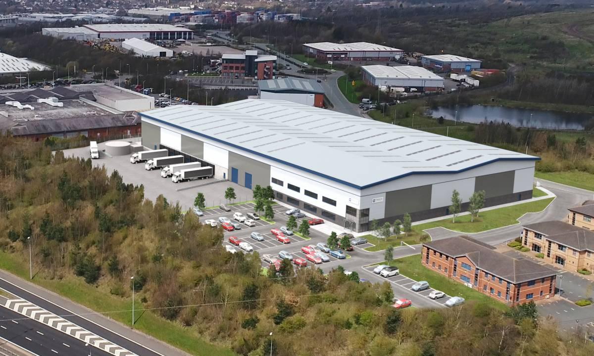 Industrial / Distribution Unit, Kingswood Lakeside