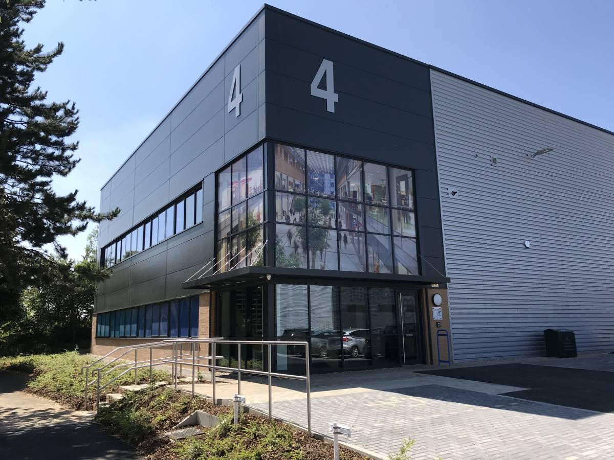 Units 1 to 4, Abingdon Business Park